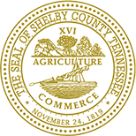 Shelby County Tennessee Seal